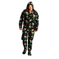 WWE John Cena Footed Pajamas