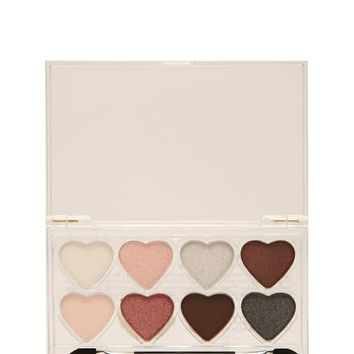 Heart Eyeshadow Palette