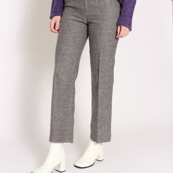 Gray Speckle Trousers / S M