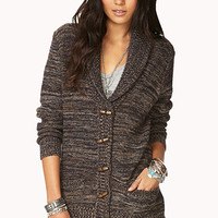 Borrowed-From-The-Boys Cardigan