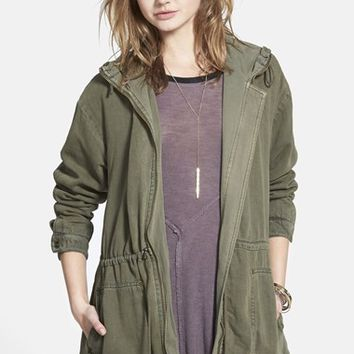 Women's Free People Cinch Waist Jacket,