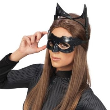 Officially Licensed Dark Knight Rises Catwoman Mask and Goggles - Costume Accessories