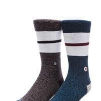 Stance 2-Pack in Navy