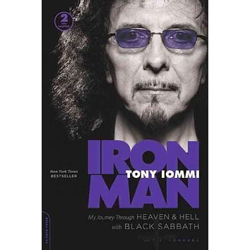 Iron Man: My Journey Through Heaven and Hell With Black Sabbath