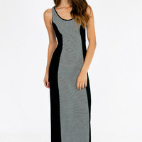 Striped To The Maxi Dress $33