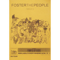 Foster The People - Concert Promo Poster