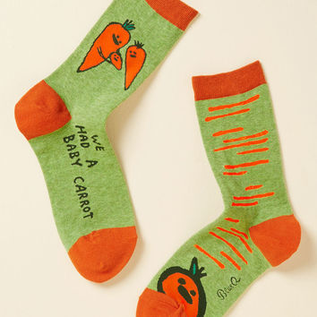 Our Grew Addition Socks | Mod Retro Vintage Socks | ModCloth.com