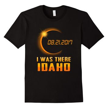 Beautiful Idaho Total Solar Eclipse 2017 Shirt