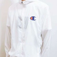 Champion summer new popular logo pure color classic skin men's wear style