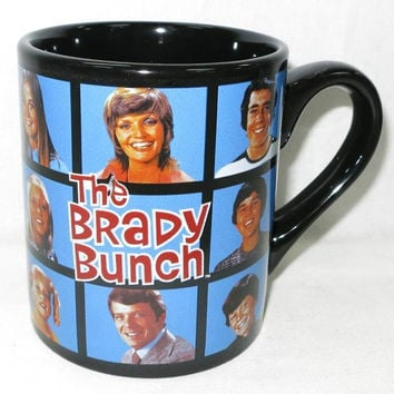 The Brady Bunch Coffee Mug 14 oz