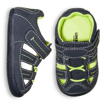 Infant Boy's Genuine Kids from OshKosh™ Austen Sandals - Navy