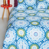 Boho Quaint and Cozy Quilt Set in Full, Queen by ModCloth