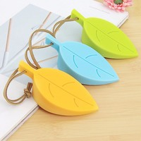 Cute Colorful Leaf Door Stopper