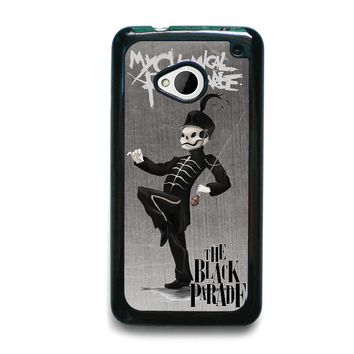 MY CHEMICAL ROMANCE BLACK PARADE HTC One M7 Case Cover