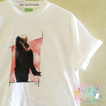 BTS Dancing Jimin T-Shirt (Design by aotoririna)