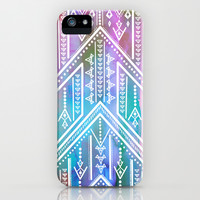 Boho Soul iPhone & iPod Case by Schatzi Brown
