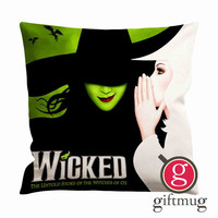 Wicked Broadway Cushion Case / Pillow Case