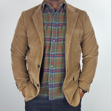 Best Men's Corduroy Coats Products on Wanelo