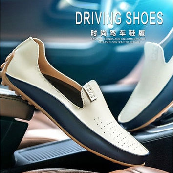 Men's Driving Loafer  Shoes Comfortable Ventilate Sport Fashion Shoes [9305733511]