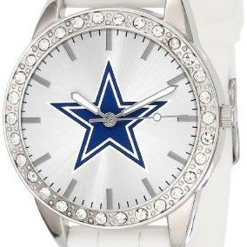 Game Time Womens NFL Frost Series Watch