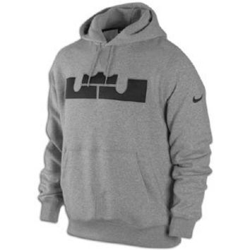 Nike Lebron Fleece Logo Hoodie - Men's at Eastbay