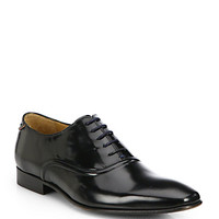 Starling Leather Lace-Up Dress Shoes