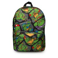 Teenage Mutant Ninja Turtles Print Backpack