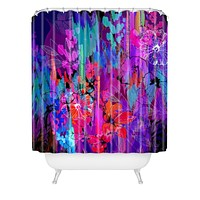 Holly Sharpe After The Storm Shower Curtain