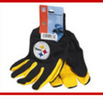 Steelers Sport Utility Gloves