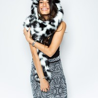 Spotted Leopard CE SpiritHood