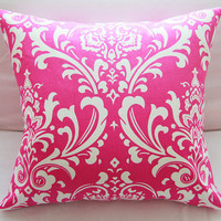 Candy Swirl Pillow Slipcover 18x18 Envelope in Cotton