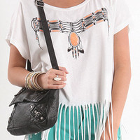 Lira Tribal Beads Tee at PacSun.com