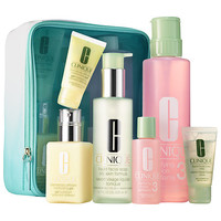 Great Skin Everywhere Set for Oilier Skin - CLINIQUE   Sephora