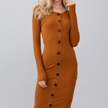 Day Bed Midi Dress