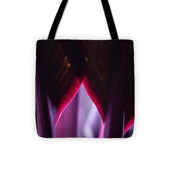 Purple Flower - Tote Bag