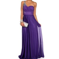 Pre-Order Mori-Bright Lilac Prom Dress