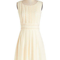 ModCloth Mid-length Sleeveless A-line Gala in the Grove Dress