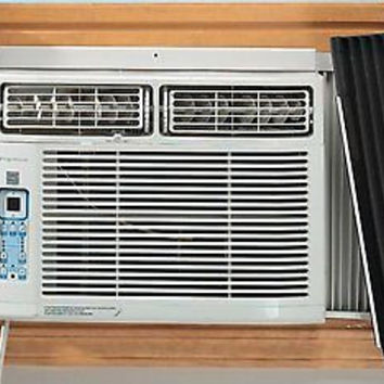 Home Air Conditioner Insulation Set of 2 AC Unit Side Panels Cool Air Protection