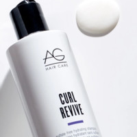 CURL REVIVE sulfate-free hydrating shampoo