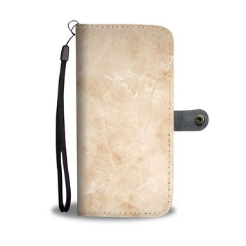 The Marble Phone Wallet Case