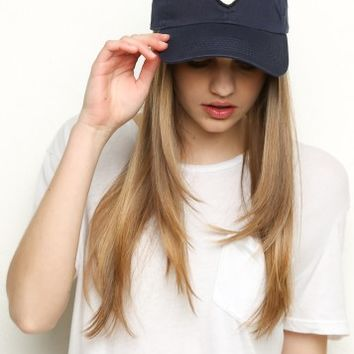 KATHERINE ALIEN PATCH BASEBALL CAP