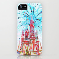Disney  iPhone & iPod Case by EFD_