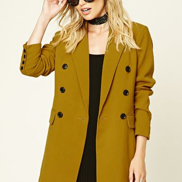 Flap Pocket Coat