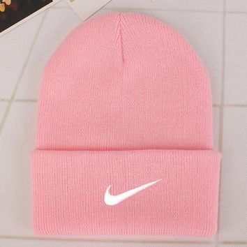 Nike Fashion Edgy Winter Beanies Knit Hat Cap-6