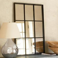 FACTORY MIRRORS - Wall Decor - Living Room - For the Home | Robert Redford's Sundance Catalog