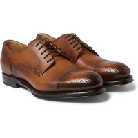 Gucci - Leather Brogues | MR PORTER