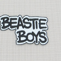 Iron on patch. Beastie Boys  patch