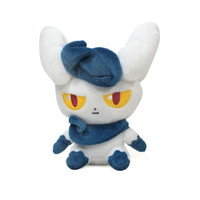 Meowstic (Female) Pokemon XY 6 Inch Plush