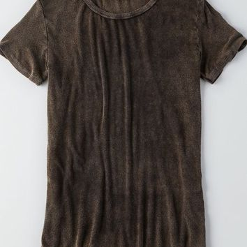 AEO Women's Dont Ask Why T-shirt