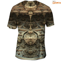 Custom Mens Short Sleeve